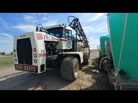 🔴Live! Pre-spray With BIG BRUTE - Welker Farms Inc
