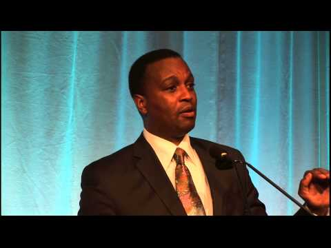 Dr. Michael McAfee gives keynote address - YouTube