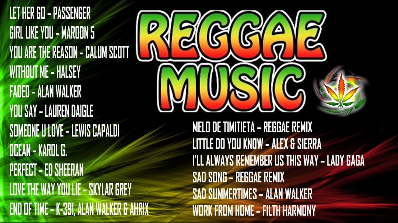 Download English Reggae Music 2021 With Relaxing Video || Non-Stop Reggae Compilation || Vol. 16