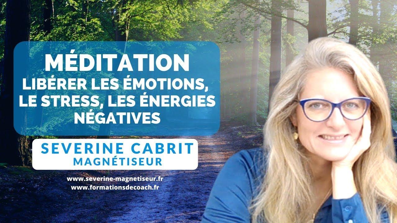 MÉDITATION : nettoyer ses émotions, stress, énergies négatives, ancrage et protection pour la nuit