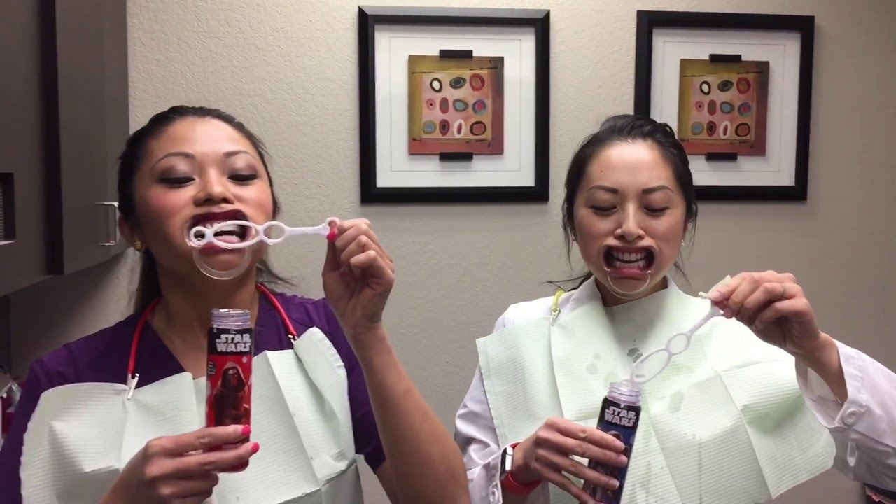Cheek Retractor Challenge Or Mouthguard Challenge By Pixar Dental
