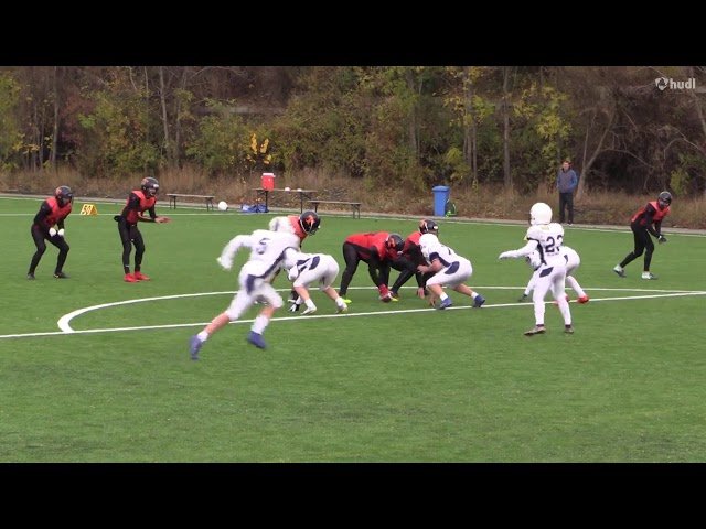 JT U15 vs  Blue Devils, 10112019   Junior TIgers highlights