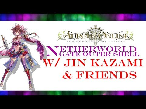 AURUCUS ONLINE INDONESIA | NETHERWORLD  GATE OUTER SHELL | WITH JIN KAZAMI & FRIENDS