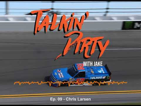 Talkin' Dirty With Jake: The Official OCFS Podcast Ep. 09 - Chris Larsen