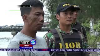 TNI AL Tangkap Pelaku Pencurian Kapal Asing di Persembunyiannya   NET5