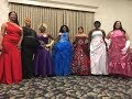 Big Beautiful Woman Pageant 2017 PT-1 of 2