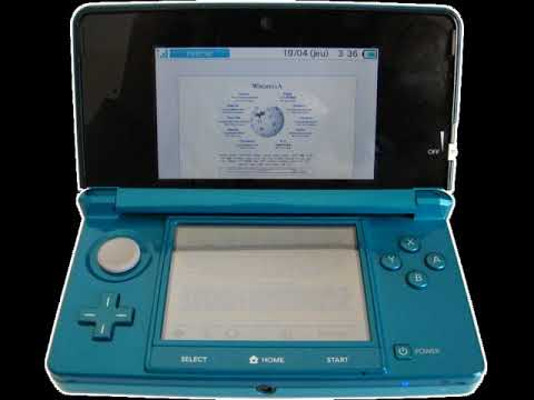 Nintendo 3DS System Software   Wikipedia Audio Article