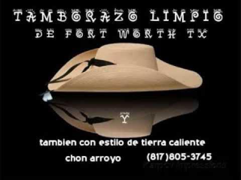 TU DELIRIO...TAMBORAZO LIMPIO DE FORT WORTH TX...
