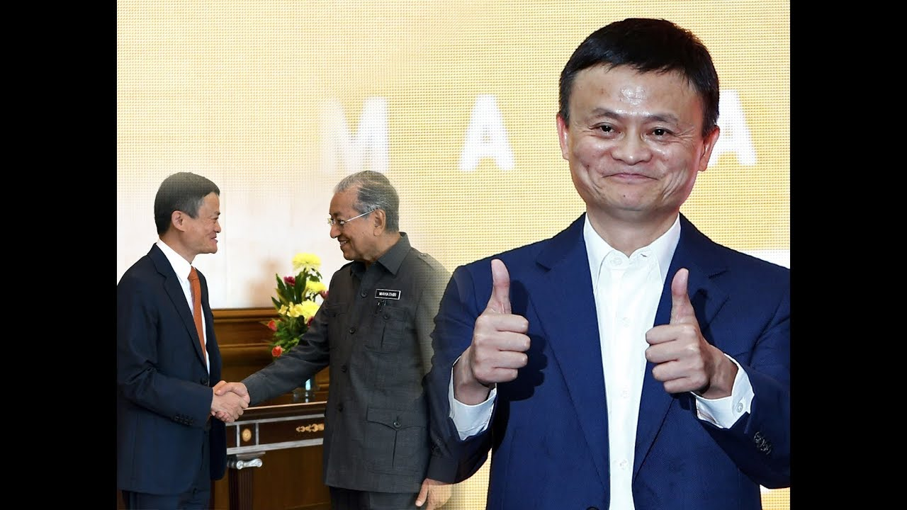 Jack Ma: Inspiration to set up Alibaba came from Dr M's MSC