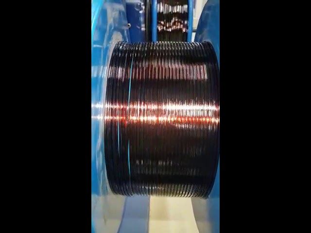 Sarcam starts producing enameled wire