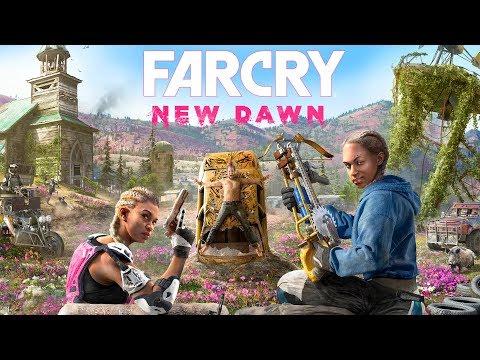 Far Cry New Dawn - O Começo da Campanha - Xbox One X