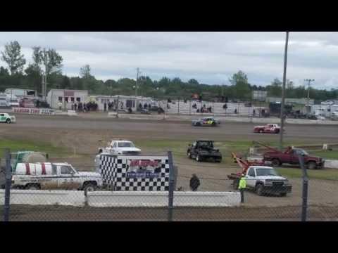 Jamestown Speedway - Wissota Street Heat 1, 6/24/17