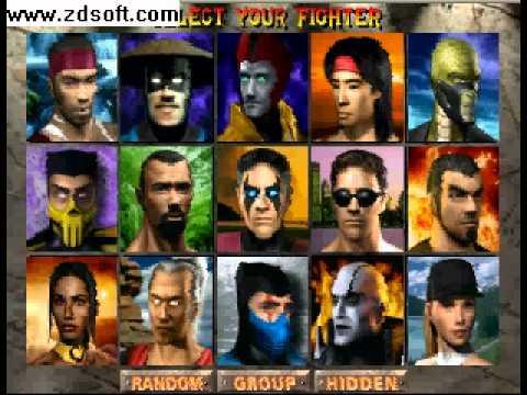 Mortal Kombat 4 Fatality Tutorial