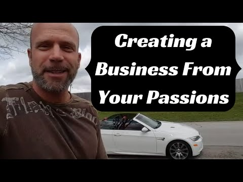 How To Get Business Ideas From Passions