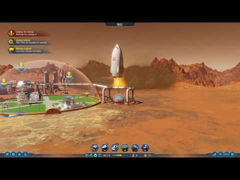 Surviving Mars - Part 4 - First Human Footprints on Mars