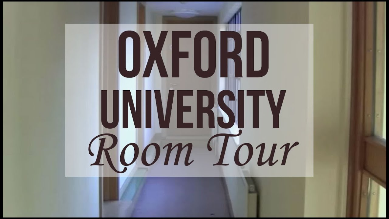 My Oxford Room University Room Tour Youtube