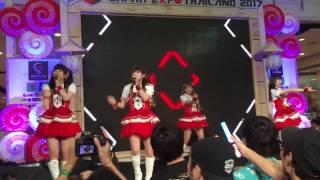 Chu Chu / READY TO KISS Live at JAPAN EXPO THAILAND 2017 Day 1 (201...