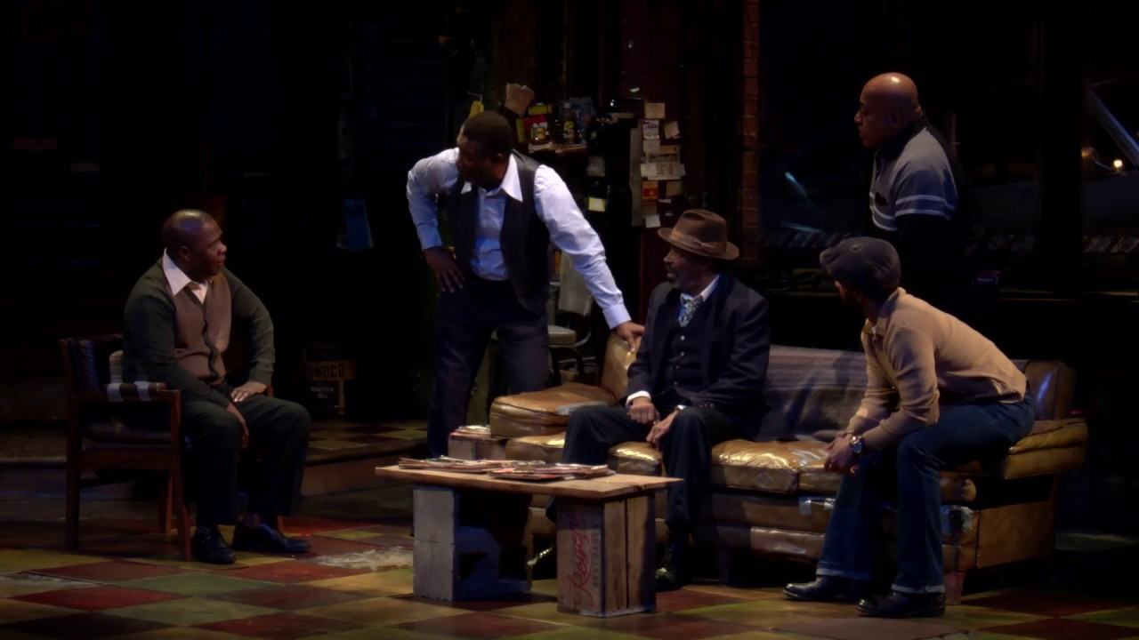 a review of august wilsons dramatic play in off broadway show Broadway shows drama reviews and flashy costumes add another layer of spectacle to these dramatic broadway shows best off-broadway current broadway shows.