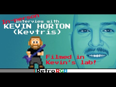 Super NT Creator Kevin Horton aka Kevtris - In-person Interview