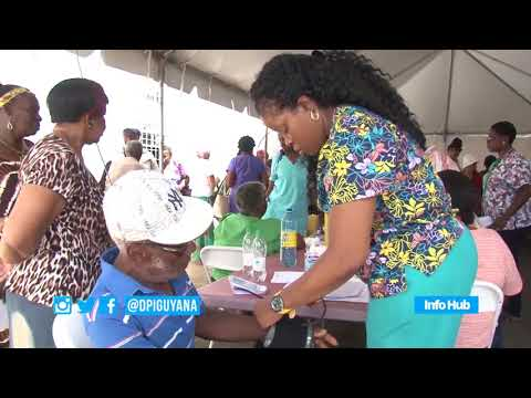 Guyana Medical Mission Health Outreach