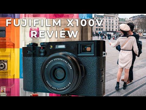 Fujifilm X100V Review | Fujifilm's Best X100 Camera