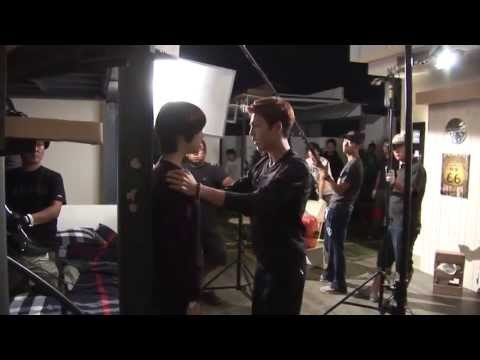 120914 For you in full blossom Behind the scene