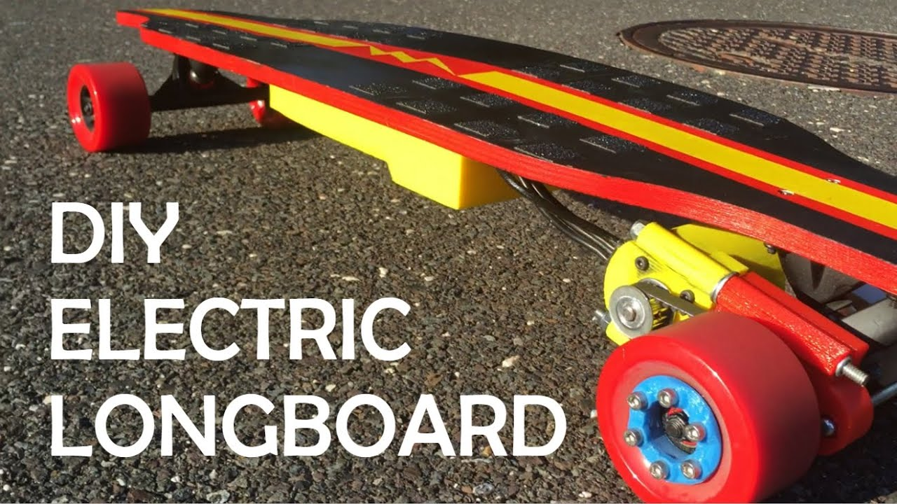 How to build an electric longboard youtube solutioingenieria Gallery