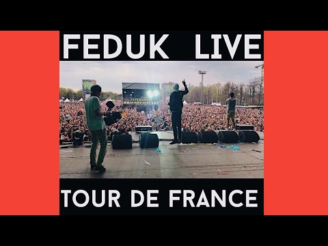 Feduk - Tour De France (Live @HipHopMayDay)