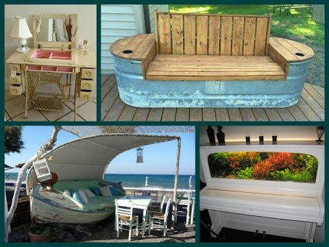 30 Best Ideas How to Reuse Old Things - Trash to Treasure Projects - Recycled Home Decor Ideas