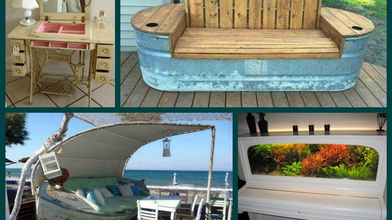 30 best ideas how to reuse old things trash to treasure for Home decor ideas from recycled materials