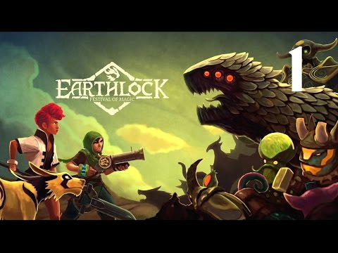 Earthlock: Festival of Magic Walkthrough HD (Part 1)