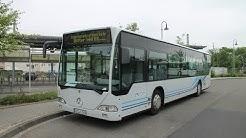 Mitfahrt Mercedes O530 in Delitzsch CityBus C