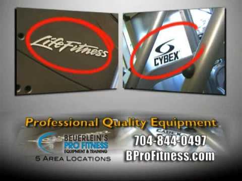 Steve Beuerlein Pro Fitness Equipment and Training