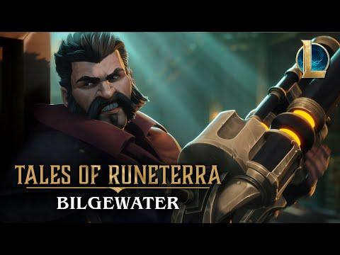 "Tales Of Runeterra: Bilgewater | ""Double-Double Cross"""