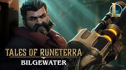 "Tales of Runeterra: Bilgewater | ""Double-Double Cross"""
