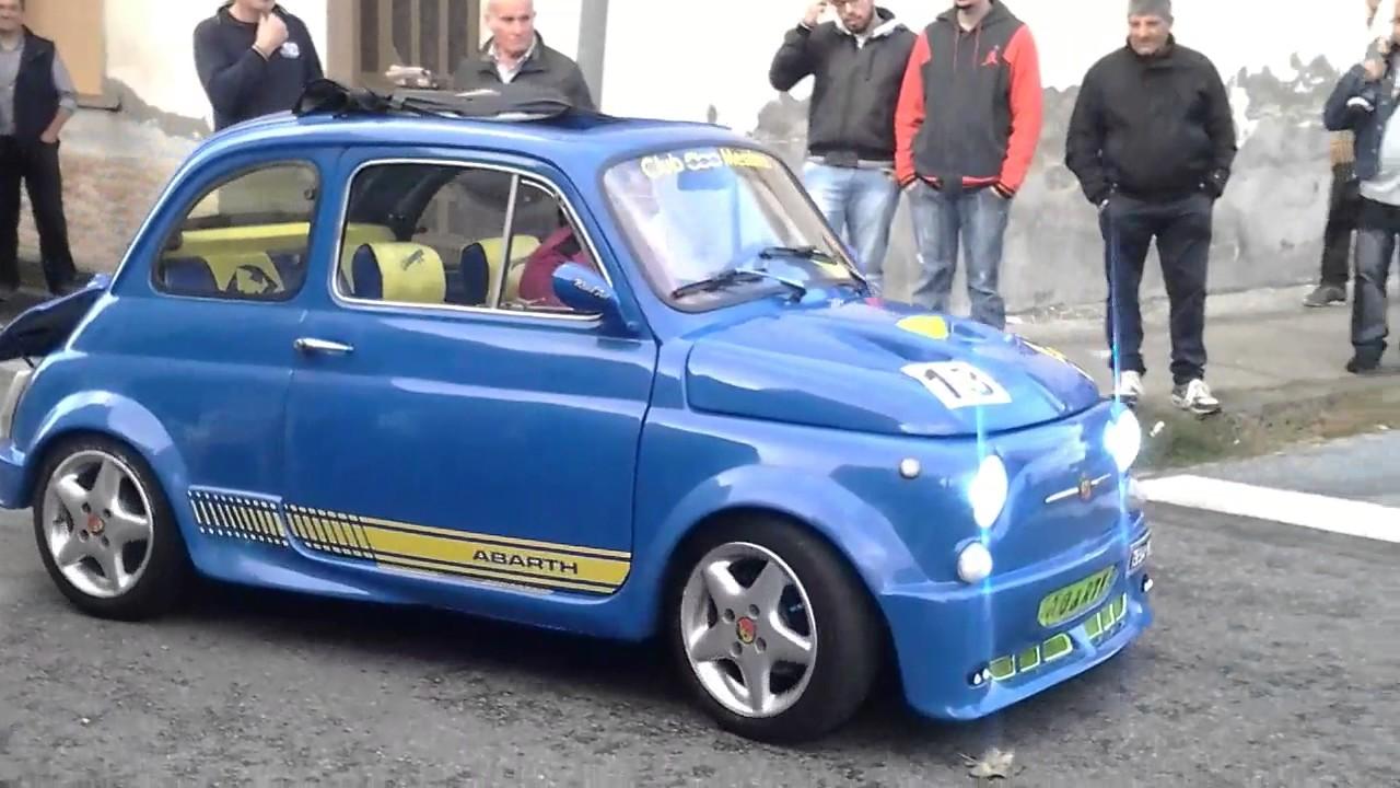 Fiat 500 epoca elaborate youtube for Moquette fiat 500 epoca