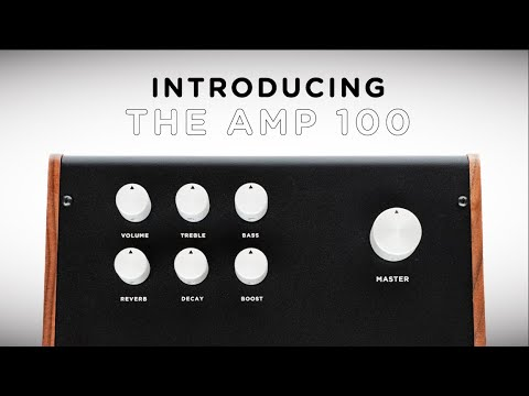 Introducing The Amp 100 by Milkman Sound