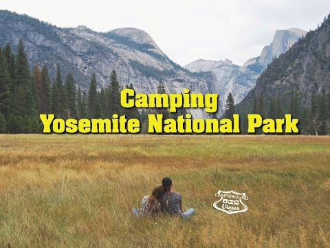 Yosemite Camping - Planning Your Trip