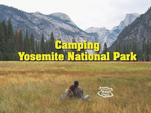 full hookup campgrounds yosemite