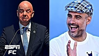 FIFA scraps 48-team World Cup, is Pep Guardiola the best manager in history? | Extra Time
