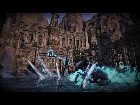 """Magicka Warden DPS - """"Nature's Fury"""" - Harrowstorm"""