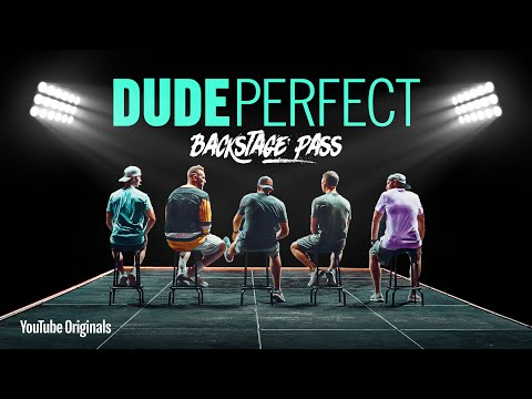 Dude Perfect: Backstage Pass   Official Documentary