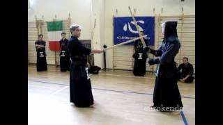 Chiba sensei seminar: Zanshin