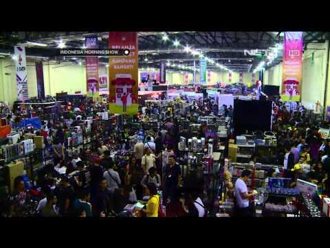 Kemeriahan Festival Jakarta Toys and Comics Fair 2015 - IMS