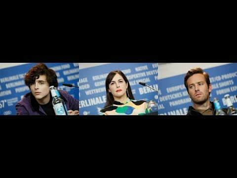 CALL ME BY YOUR NAME – Berlinale 2017 Press Conference