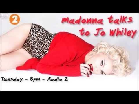 Madonna - Interview on BBC Radio 2 (03/31/15) [Full]