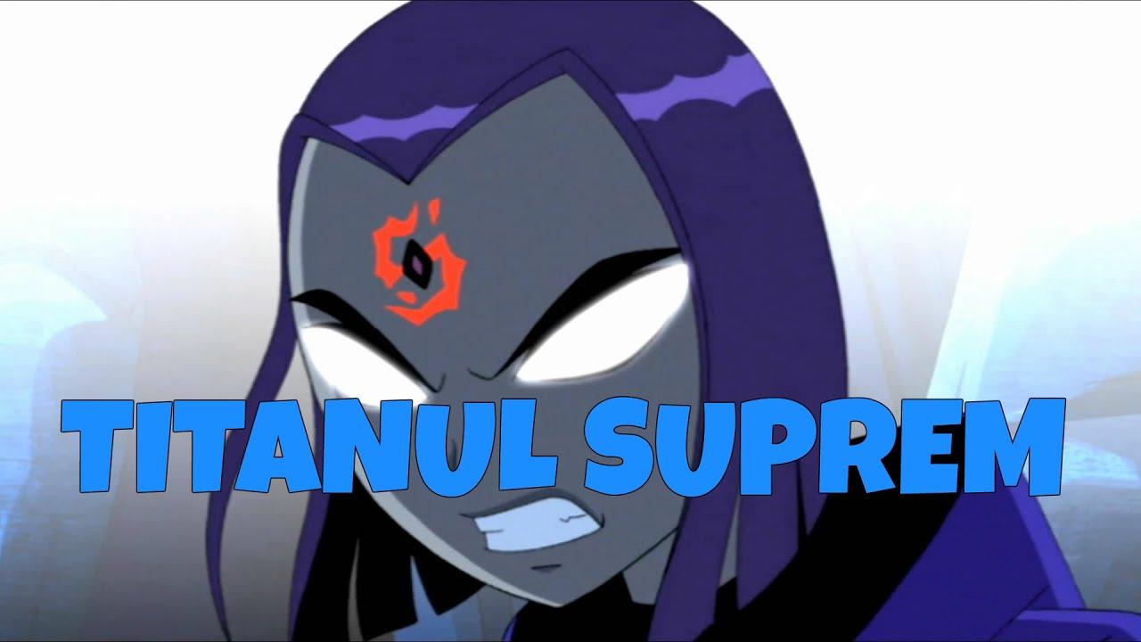 Teorii din desene: Tineri Titani - Raven este Titanul Suprem?