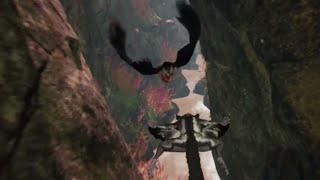 AWAY: The Survival Series - Symulator latającej wiewiórki!