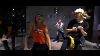 Olamide - Wo!! - Choreography by Well Lai
