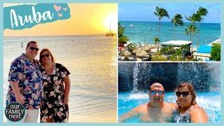 Romantic Getaway to ARUBA ♥ Celebrating 20 Years of Marriage